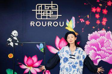 中華街から発信するアジアの美。テキスタイル・ファッションデザイナー 早園真己